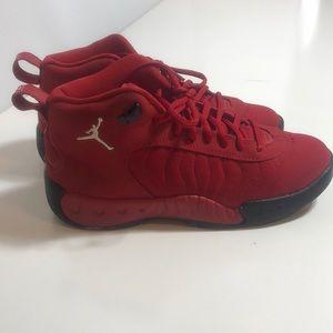 Authentic Red Jordan Jumpman